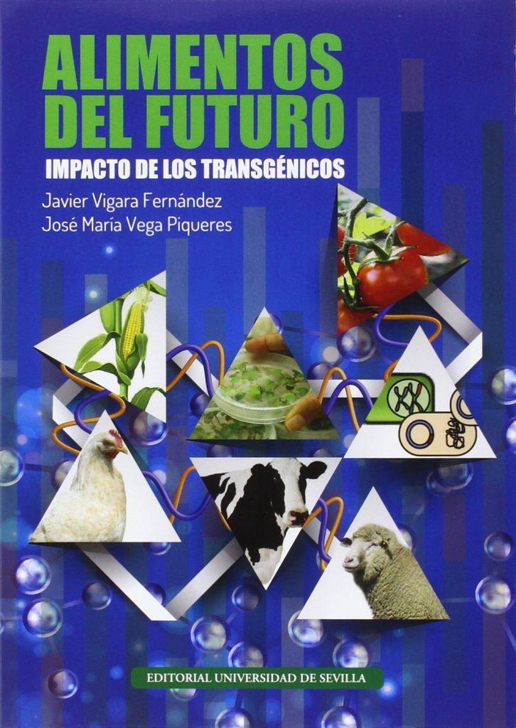 libro sobre alimentos transgenicos
