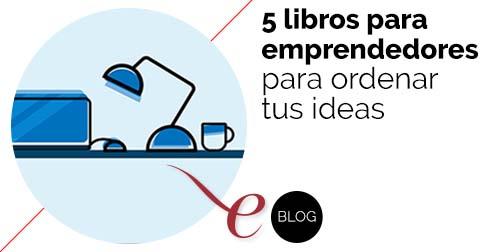 5 libros imprescindibles para emprendedores