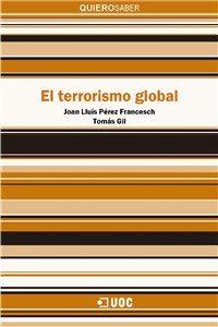 cubierta de el terrorismo global