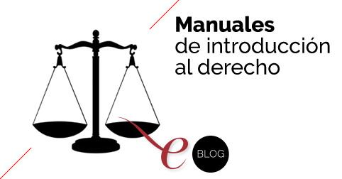 Libros de introducción al derecho