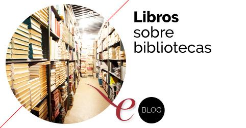 Libros bibliotecas