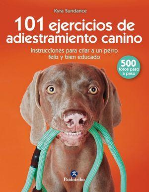 101 ejercicios de adiestramiento canino pdf gratis