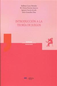 """Portada del libro """"Introducción a la Teoría de los Juegos"""", publicado por la Universidad de Santiago de Compostela."""