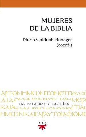 """Portada del libro """"Mujeres en la Biblia""""."""