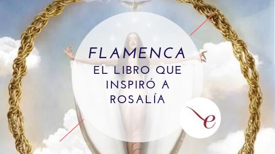 Flamenca libro de Rosalía