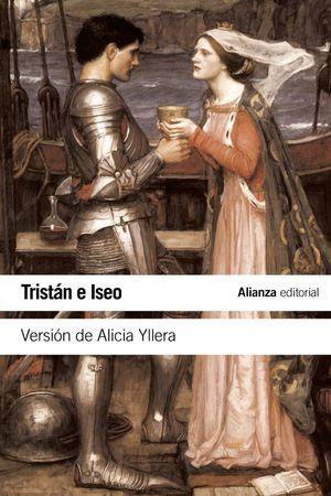 Portada del libro Tristán e Iseo