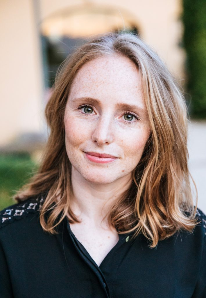 """Carolin Schmitz, autora del libro """"Los enfermos en la España barroca y el pluralismo médico: Espacios, estrategias y actitudes""""."""