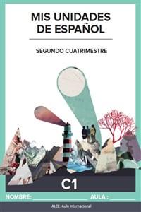 """Portada del libro """"Mis unidades de español"""", publicado por el Ministerio de Educación."""