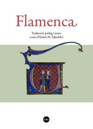 Portada del libro Flamenca traducido al catalán.