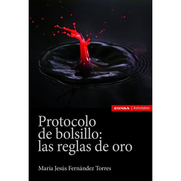 """Portada del libro """"Protocolo de bolsillo"""""""