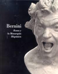 """Portada del libro """"Bernini. Roma y la Monarquía Hispánica""""."""