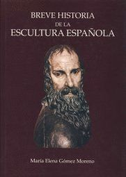"Portada del libro ""Breve historia de la escultura española""."
