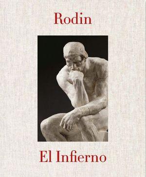 """Portada del libro """"El infierno según Rodin""""."""