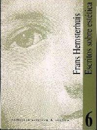 """Portada del libro """"Escritos sobre Estética"""", publicado por la Universitat de València."""