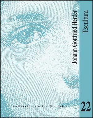 """Portada del libro """"Escultura"""", publicado por la Universitat de València."""