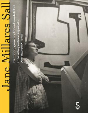 """Portada del libro """"Jane Millares Sall. Antología de Pasquines sobre España""""."""