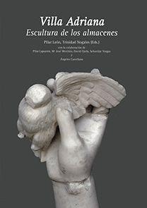 """Portada del libro """"Villa Adriana. Escultura de los almacenes"""", publicado por la Universidad de Córdoba."""