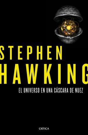 """Portada del libro"""" El universo en una cáscara de nuez""""."""