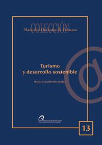 Portada del libro Turismo y desarrollo sostenible, publicado por la Universidad de Las Palmas de Gran Canaria.