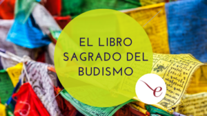 El libro sagrado del budismo