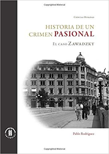 Portada del libro Historia de un crimen pasional