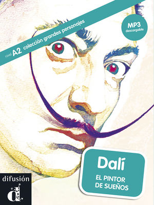 Portada del libro Dalí, el pintor de sueños.