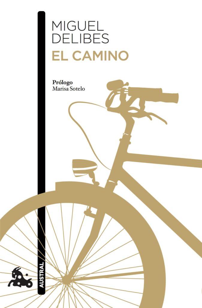 Portada del libro El camino, de Miguel Delibes