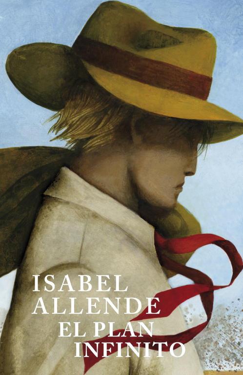 Portada del libro El plan infinito, de Isabel Allende.