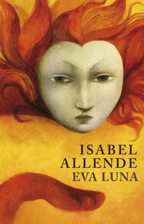 Portada del libro Eva Luna, de Isabel Allende.