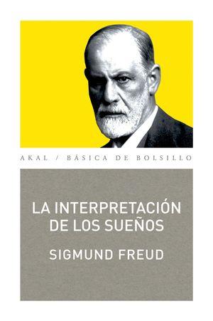 Portada del libro La interpretación de los sueños, de Sigmund Freud