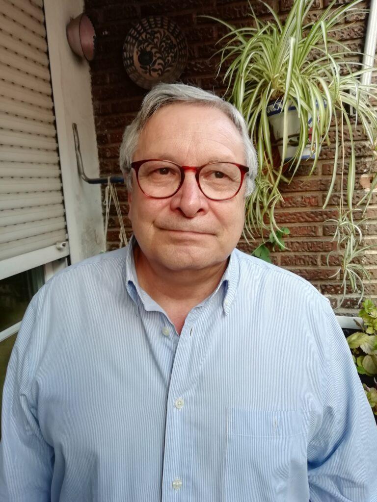 Manuel Gil, director de la Feria del Libros de Madrid, en una imagen reciente, en la nueva normalidad.