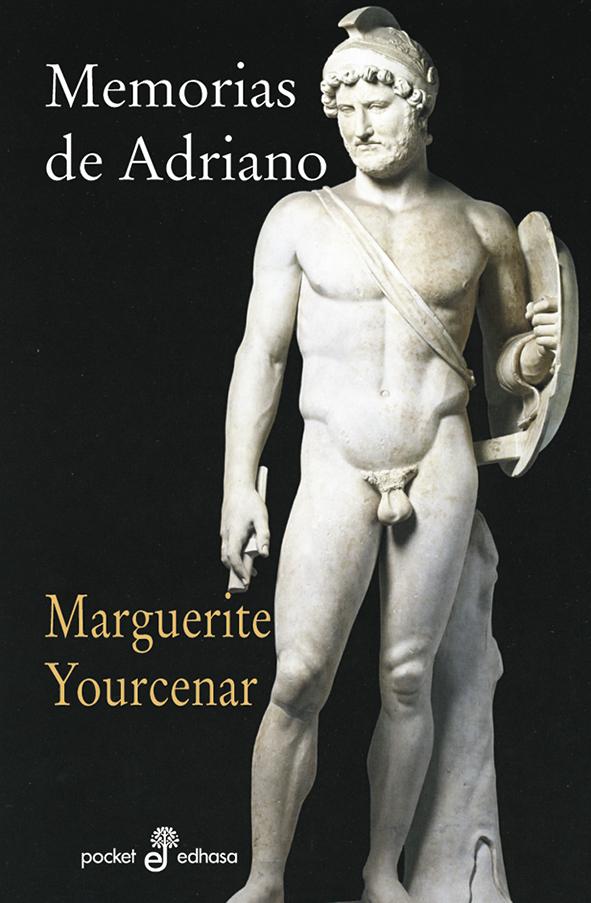 Portada de Memorias de Adriano de Marguerite Yourcenar