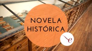 Libros de novela histórica
