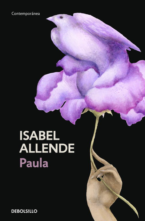 Portada del libro Paula, de Isabel Allende.