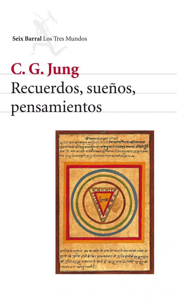 Portada del libro Recuerdos, sueños y pensamientos, de Carl Gustav Jung