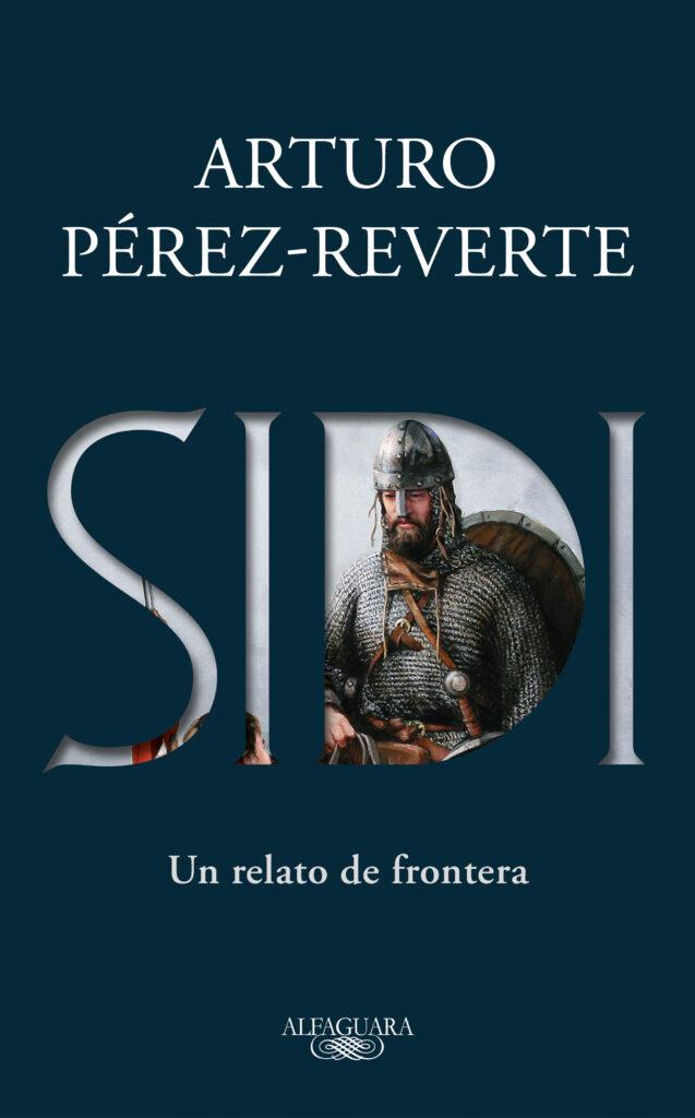 Portada de Sidi de Arturo Pérez Reverte