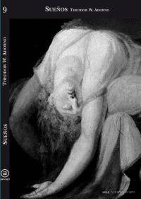 Portada del libro Sueños, de Theodor Adorno