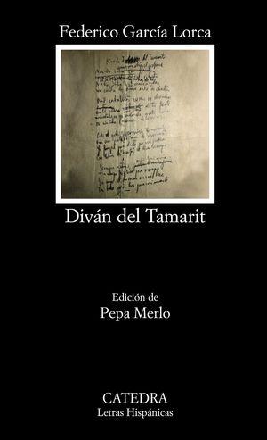 Diván del Tamarit, de Federico García Lorca.