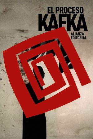 Portada del libro El proceso, de Kafka
