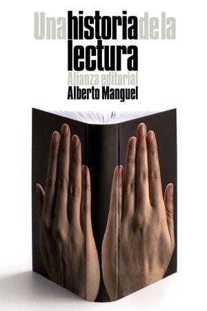 Portada de Una historia de la lectura de Alberto Manguel