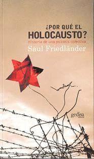 Portada del libro ¿Por qué el Holocausto?