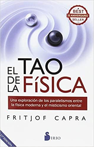 Portada del libro El Tao de la Física.