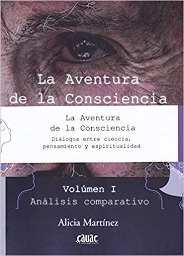 Portada del libro La aventura de la Consciencia.