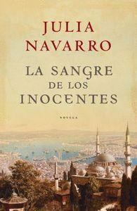 Cubierta del libro La sangre de los inocentes