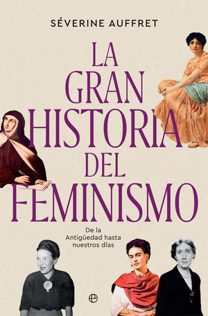 Libros sobre feminismo y su historia