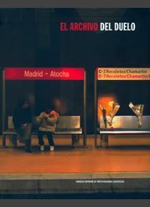 Cubierta del libro El archivo del duelo. Análisis de la respuesta ciudadana ante los atentados del 11 de marzo en Madrid, publicada por Editorial CSIC.