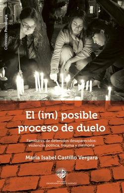 Cubierta del libro El (im) posible proceso de duelo