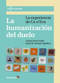 Cubierta del libro  La humanización del duelo