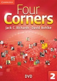 FOUR CORNERS LEVEL 2 DVD