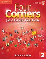 FOUR CORNERS LEVEL 2 STUDENT´S BOOK WITH SELF-STUDY CD-ROM